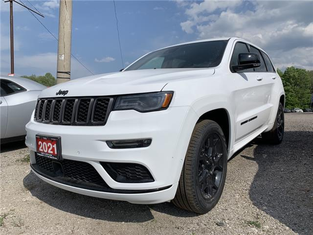 2021 Jeep Grand Cherokee Limited (Stk: 692151) in Orillia - Image 1 of 10