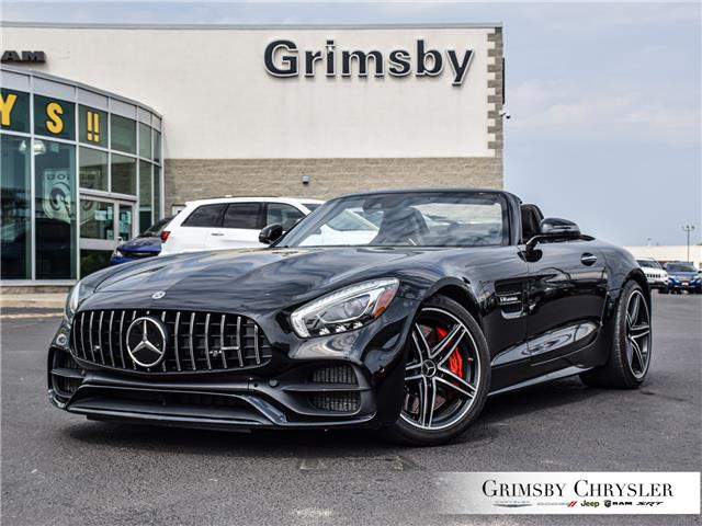 2018 Mercedes-Benz AMG GT C  (Stk: NP1023) in Grimsby - Image 1 of 37