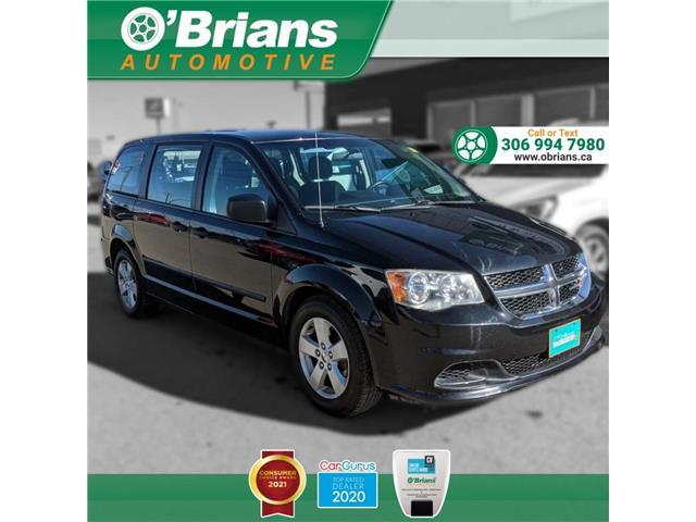 2014 Dodge Grand Caravan SE/SXT 2C4RDGBG5ER100137 14177A in Saskatoon