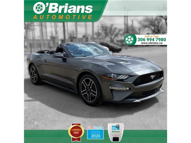 2020 Ford Mustang EcoBoost Premium 1FATP8UHXL5148497 14443A in Saskatoon