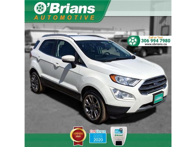 2020 Ford EcoSport Titanium (Stk: 14399A) in Saskatoon - Image 1 of 24