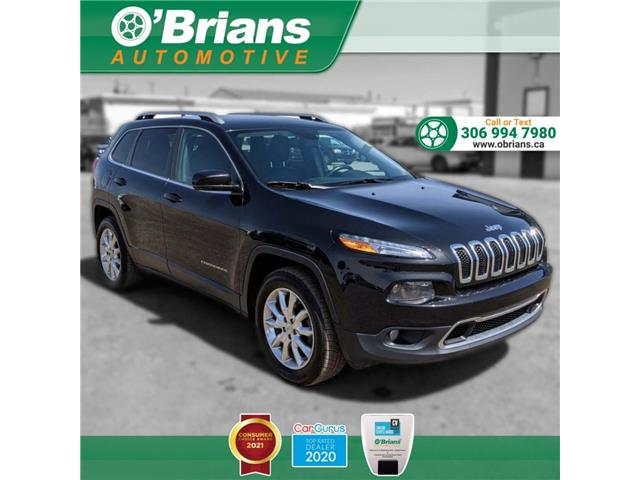 2015 Jeep Cherokee Limited (Stk: 14472A) in Saskatoon - Image 1 of 22