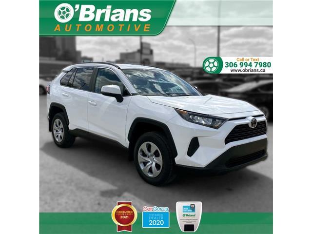 2020 Toyota RAV4 LE 2T3B1RFV7LW095167 14373A in Saskatoon