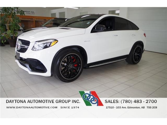 2018 Mercedes-Benz AMG GLE 63 Base (Stk: 5602) in Edmonton - Image 1 of 30