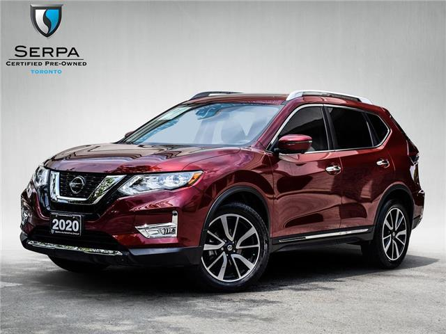 2020 Nissan Rogue SL (Stk: P9343) in Toronto - Image 1 of 28
