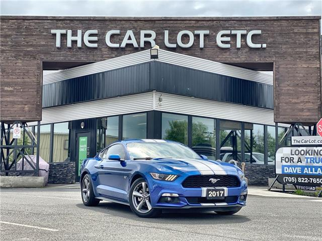 2017 Ford Mustang V6 (Stk: 21243) in Sudbury - Image 1 of 24