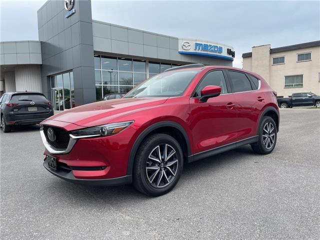 2018 Mazda CX-5 GT (Stk: 21p025) in Kingston - Image 1 of 18