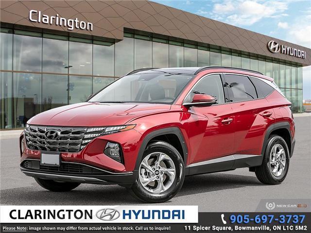 2022 Hyundai Tucson Preferred w/Trend Package (Stk: 21317) in Clarington - Image 1 of 24