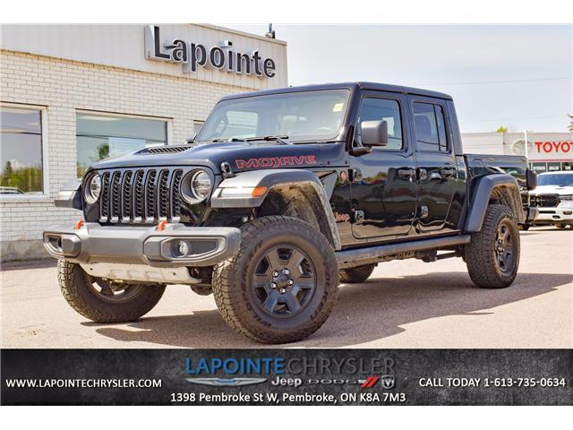 2021 Jeep Gladiator Mojave (Stk: P3703) in Pembroke - Image 1 of 30