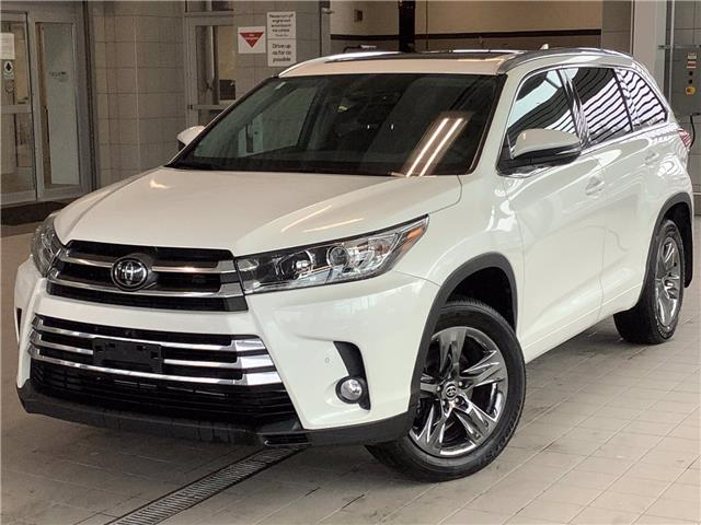 2018 Toyota Highlander Limited (Stk: P19424) in Kingston - Image 1 of 30