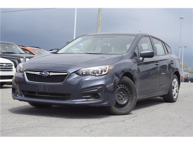 2017 Subaru Impreza Convenience (Stk: 18-P2529) in Ottawa - Image 1 of 23