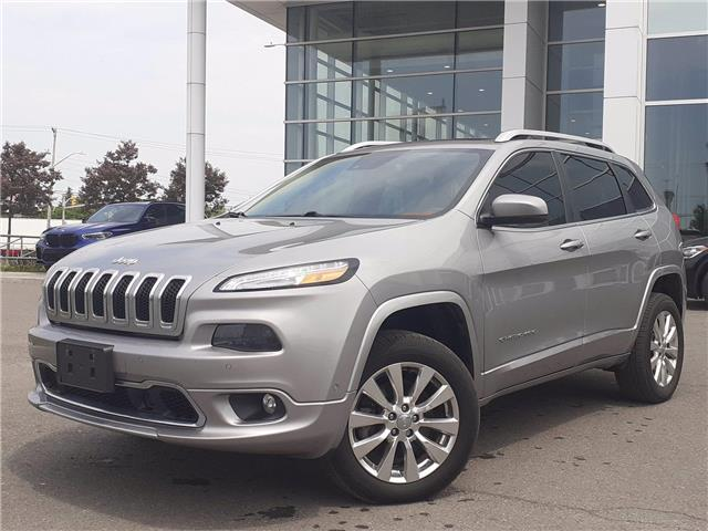 2016 Jeep Cherokee Overland (Stk: 13970A) in Gloucester - Image 1 of 26
