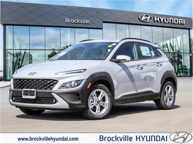 2022 Hyundai Kona 2.0L Preferred Sun & Leather Package (Stk: R22016) in Brockville - Image 1 of 24