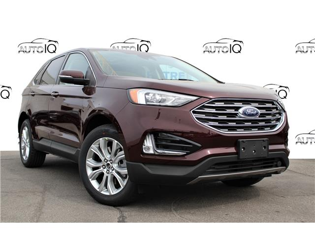 2021 Ford Edge Titanium (Stk: 210342) in Hamilton - Image 1 of 25