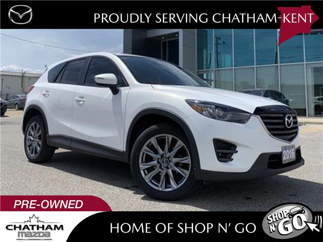 2016 Mazda CX-5 GT (Stk: NM3485A) in Chatham - Image 1 of 28