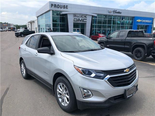 2021 Chevrolet Equinox LS (Stk: 5371-21) in Sault Ste. Marie - Image 1 of 12