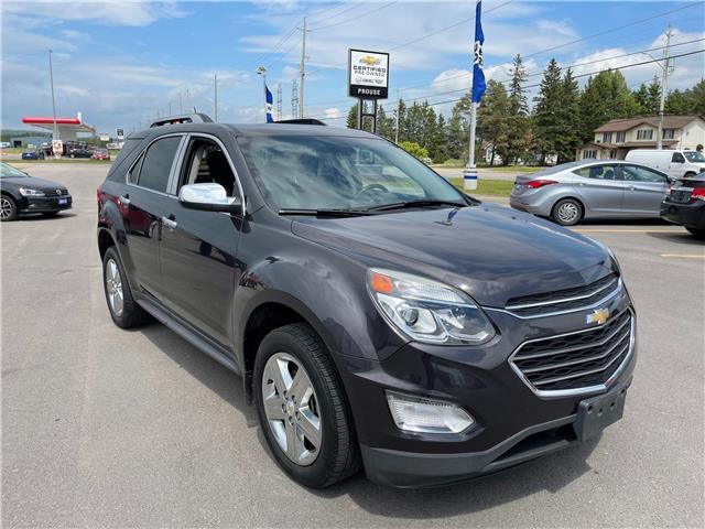 2016 Chevrolet Equinox 1LT (Stk: 2082-20A) in Sault Ste. Marie - Image 1 of 14