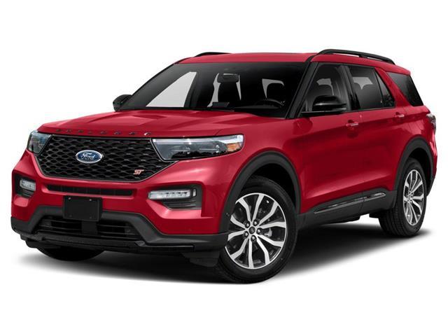 2021 Ford Explorer ST (Stk: 21-5110) in Kanata - Image 1 of 9