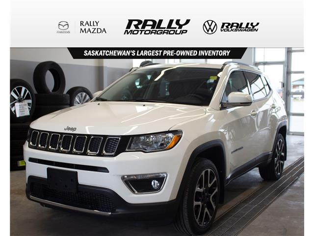 2019 Jeep Compass Limited (Stk: V1569) in Prince Albert - Image 1 of 14