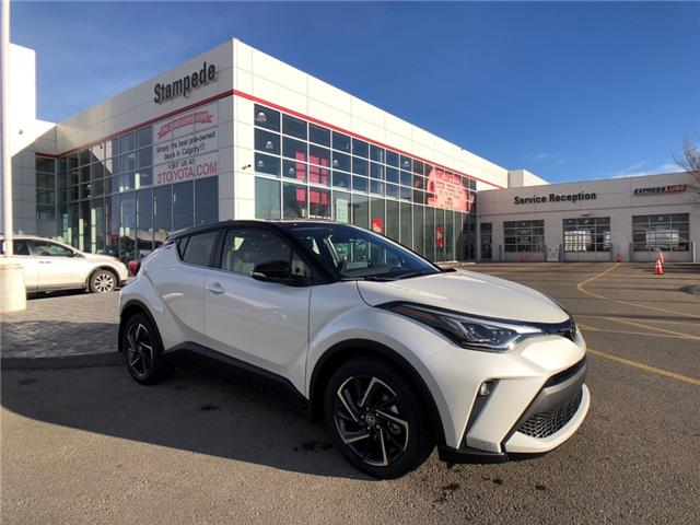 2021 Toyota C-HR Limited (Stk: 210665) in Calgary - Image 1 of 12
