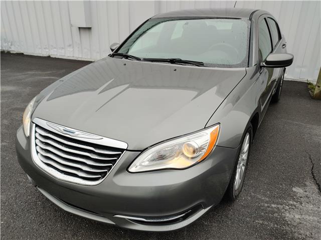 2013 Chrysler 200 LX (Stk: NW53221) in St. John's - Image 1 of 22