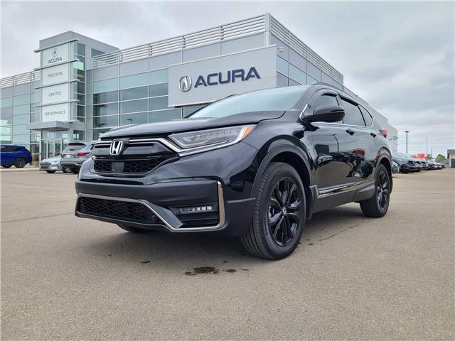 2021 Honda CR-V Black Edition 2HKRW2H95MH216892 60052A in Saskatoon