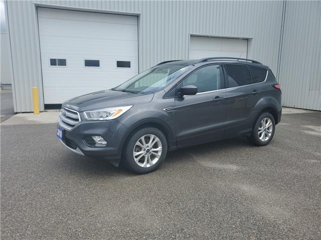 2018 Ford Escape SEL (Stk: P21463AA) in Timmins - Image 1 of 10