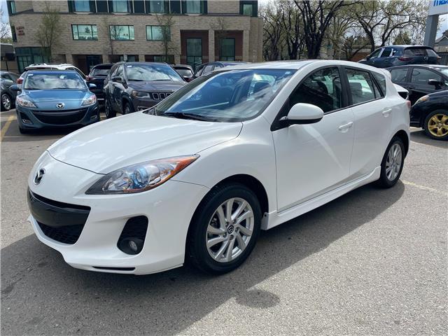 2013 Mazda Mazda3 Sport