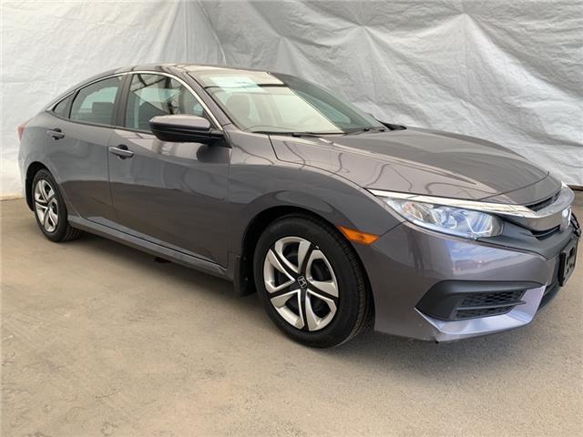 2018 Honda Civic LX (Stk: IU2307) in Thunder Bay - Image 1 of 18
