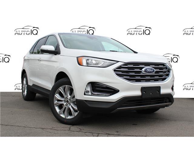 2021 Ford Edge Titanium (Stk: 210345) in Hamilton - Image 1 of 23