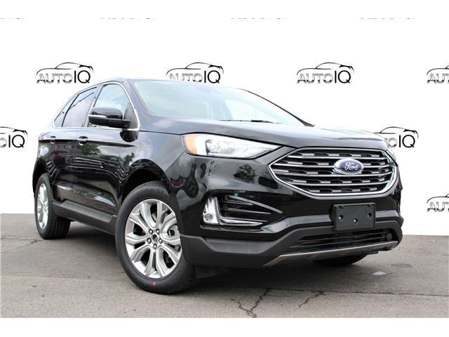 2021 Ford Edge Titanium (Stk: 210341) in Hamilton - Image 1 of 25
