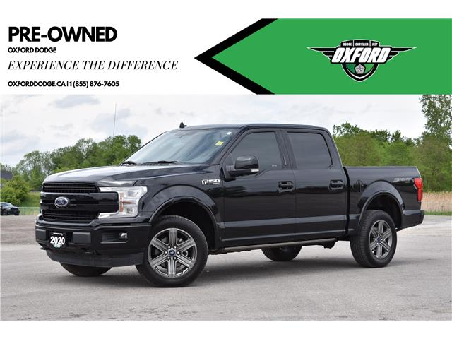 2020 Ford F-150 Lariat (Stk: U9670) in London - Image 1 of 29