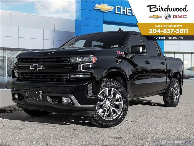 2021 Chevrolet Silverado 1500 RST (Stk: G21763) in Winnipeg - Image 1 of 27