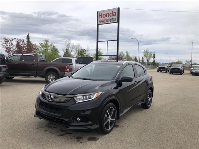 2021 Honda HR-V Sport (Stk: H13-1471) in Grande Prairie - Image 1 of 23
