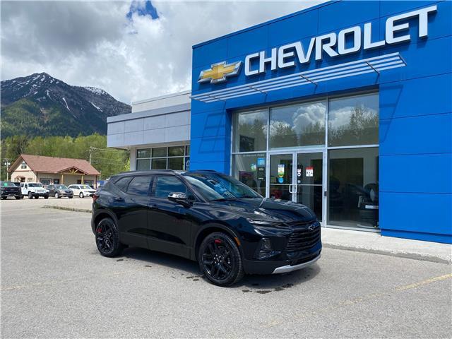 2021 Chevrolet Blazer LT (Stk: MS564206) in Fernie - Image 1 of 11