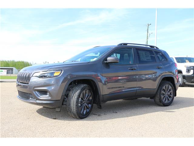 2021 Jeep Cherokee North (Stk: MT084) in Rocky Mountain House - Image 1 of 30
