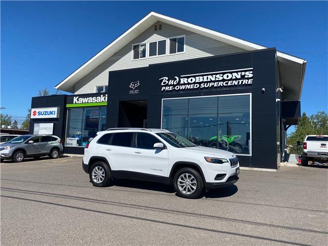 2019 Jeep Cherokee North (Stk: ) in Sault Ste. Marie - Image 1 of 34