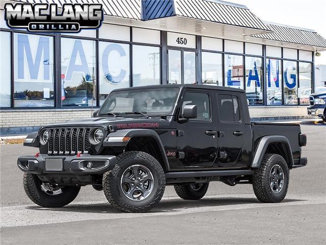 2021 Jeep Gladiator Rubicon (Stk: ML583143) in Orillia - Image 1 of 23