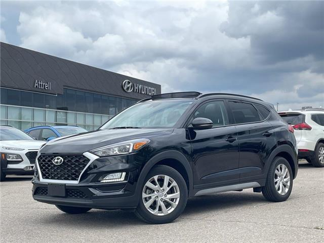 2020 Hyundai Tucson Preferred (Stk: 4440) in Brampton - Image 1 of 28