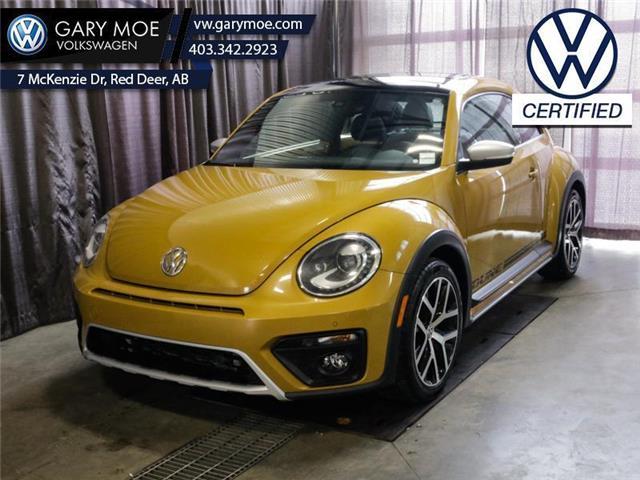 2016 Volkswagen Beetle Dune (Stk: VP7837) in Red Deer County - Image 1 of 25