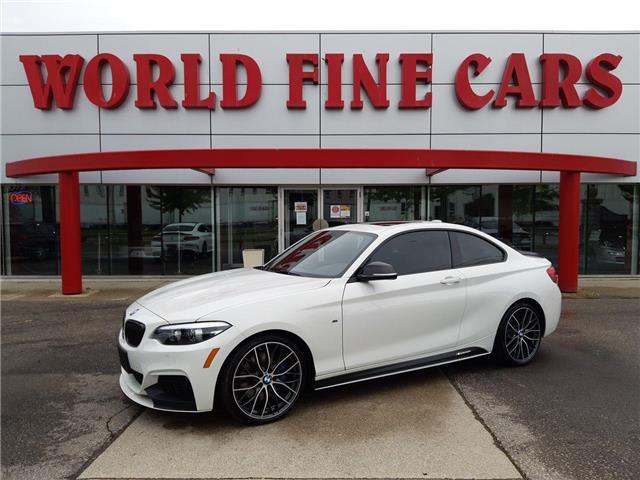 2019 BMW M240i xDrive (Stk: 17820) in Toronto - Image 1 of 24