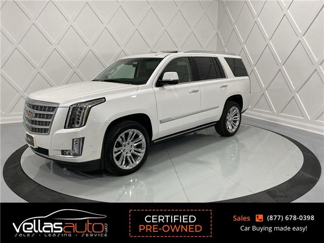 2017 Cadillac Escalade Premium Luxury (Stk: NP7821) in Vaughan - Image 1 of 30