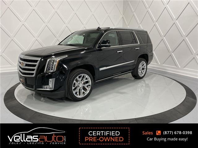 2017 Cadillac Escalade Premium Luxury (Stk: NP3472) in Vaughan - Image 1 of 29