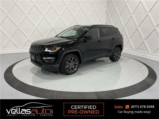 2019 Jeep Compass Limited (Stk: NP00477) in Vaughan - Image 1 of 28
