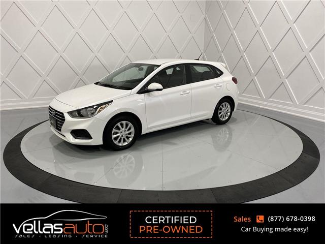 2019 Hyundai Accent Preferred (Stk: NP6409) in Vaughan - Image 1 of 26