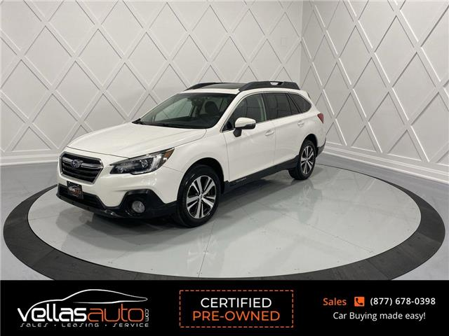 2018 Subaru Outback 2.5i Limited (Stk: NP8809) in Vaughan - Image 1 of 28
