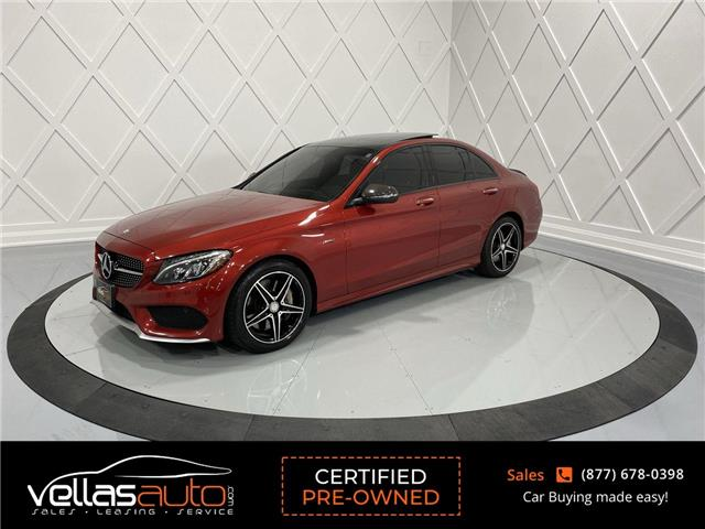 2016 Mercedes-Benz C-Class Base (Stk: NP3147) in Vaughan - Image 1 of 28