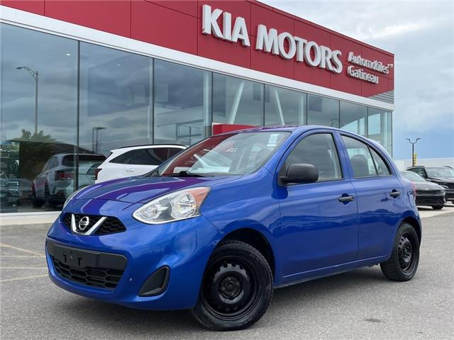 2015 Nissan Micra  (Stk: 11257A) in Gatineau - Image 1 of 18
