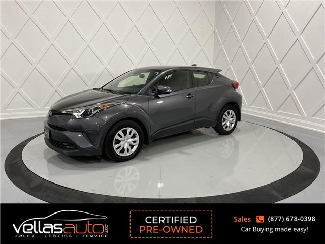 2019 Toyota C-HR Base (Stk: NP6681) in Vaughan - Image 1 of 26