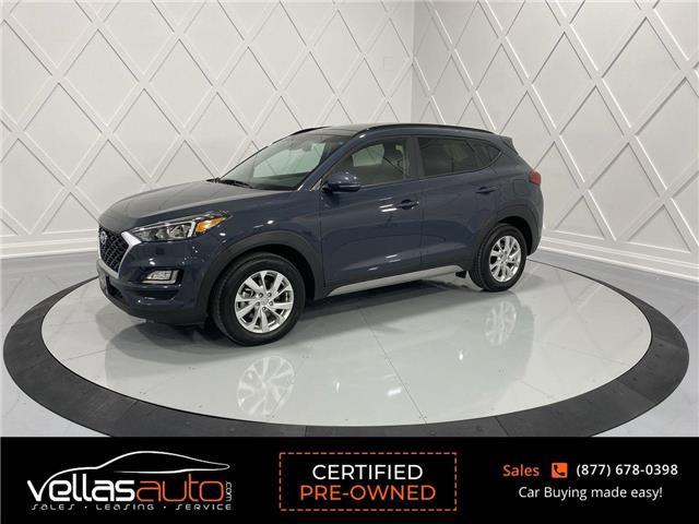 2020 Hyundai Tucson Preferred w/Sun & Leather Package (Stk: NP0982) in Vaughan - Image 1 of 27